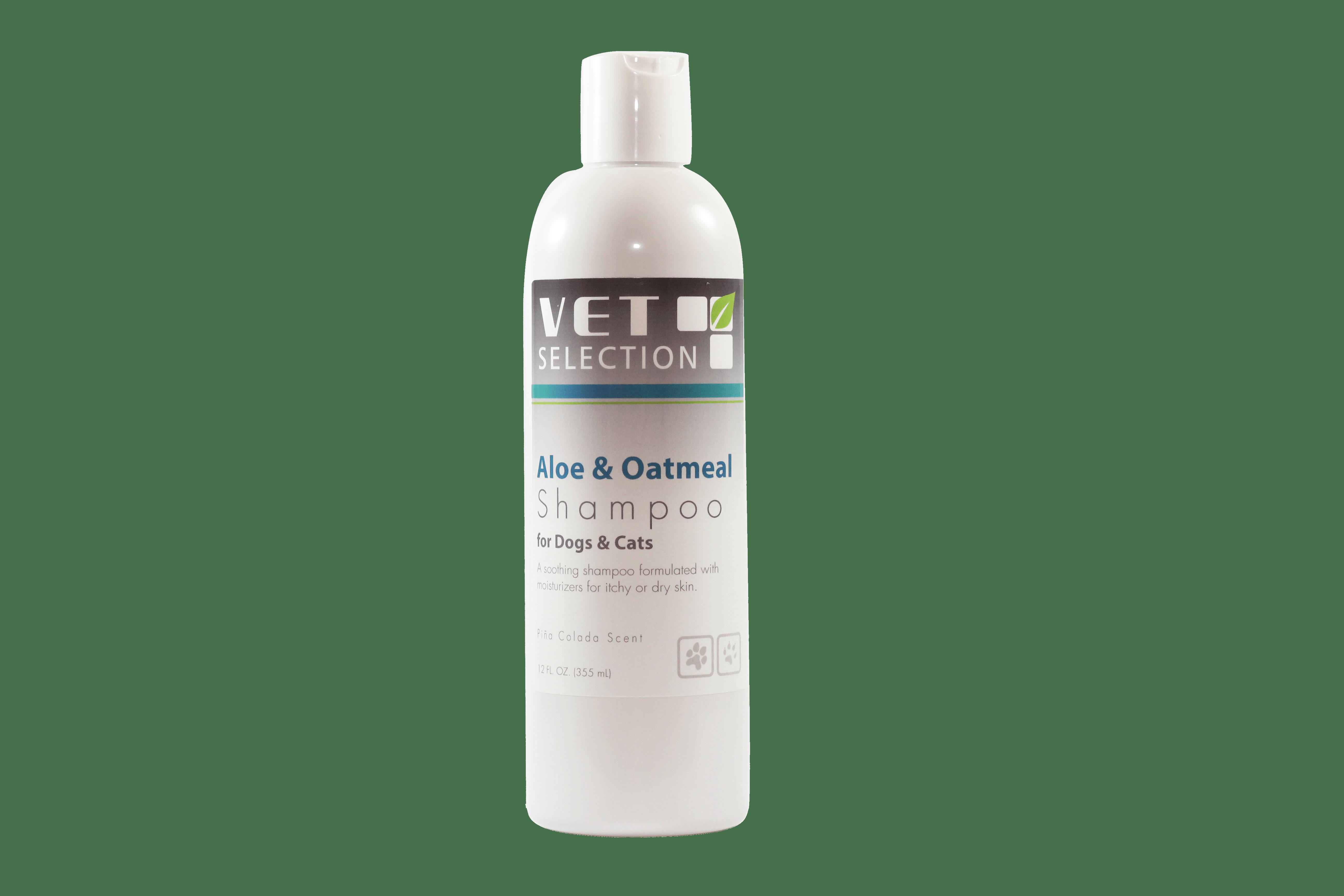 VetSelection šampūnas Aloe and Oatmeal 355ml.