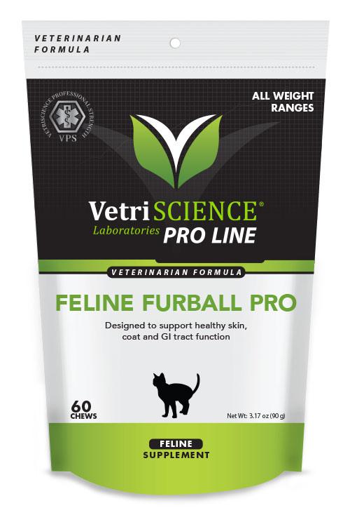 Vetriscience Feline Furball Pro N60