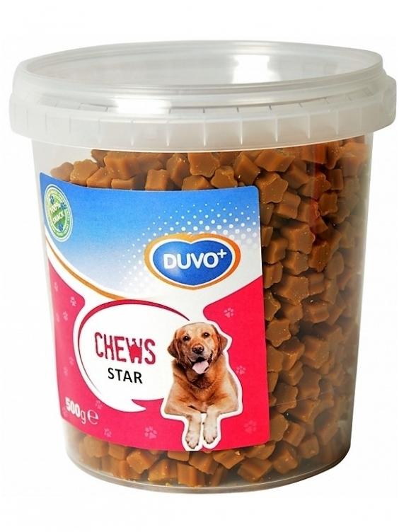 Duvo skanėstai STARS (žvaigždutės) 500g.