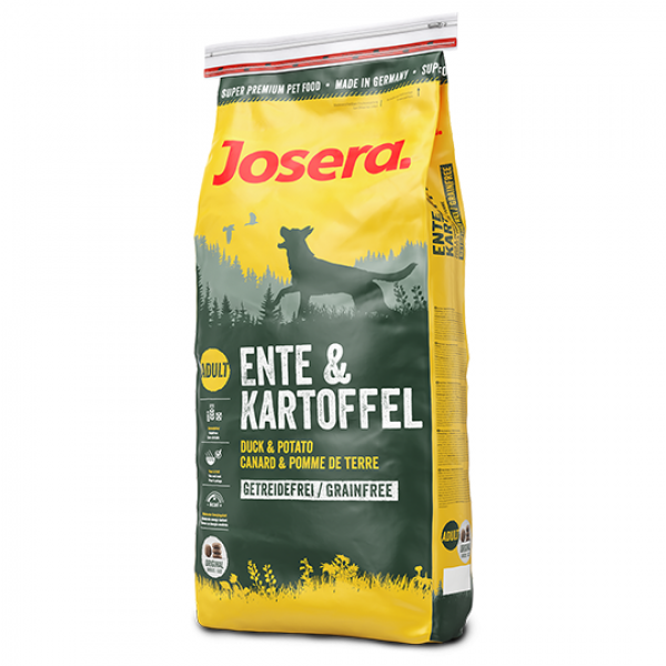 Josera Duck & Potato 15kg
