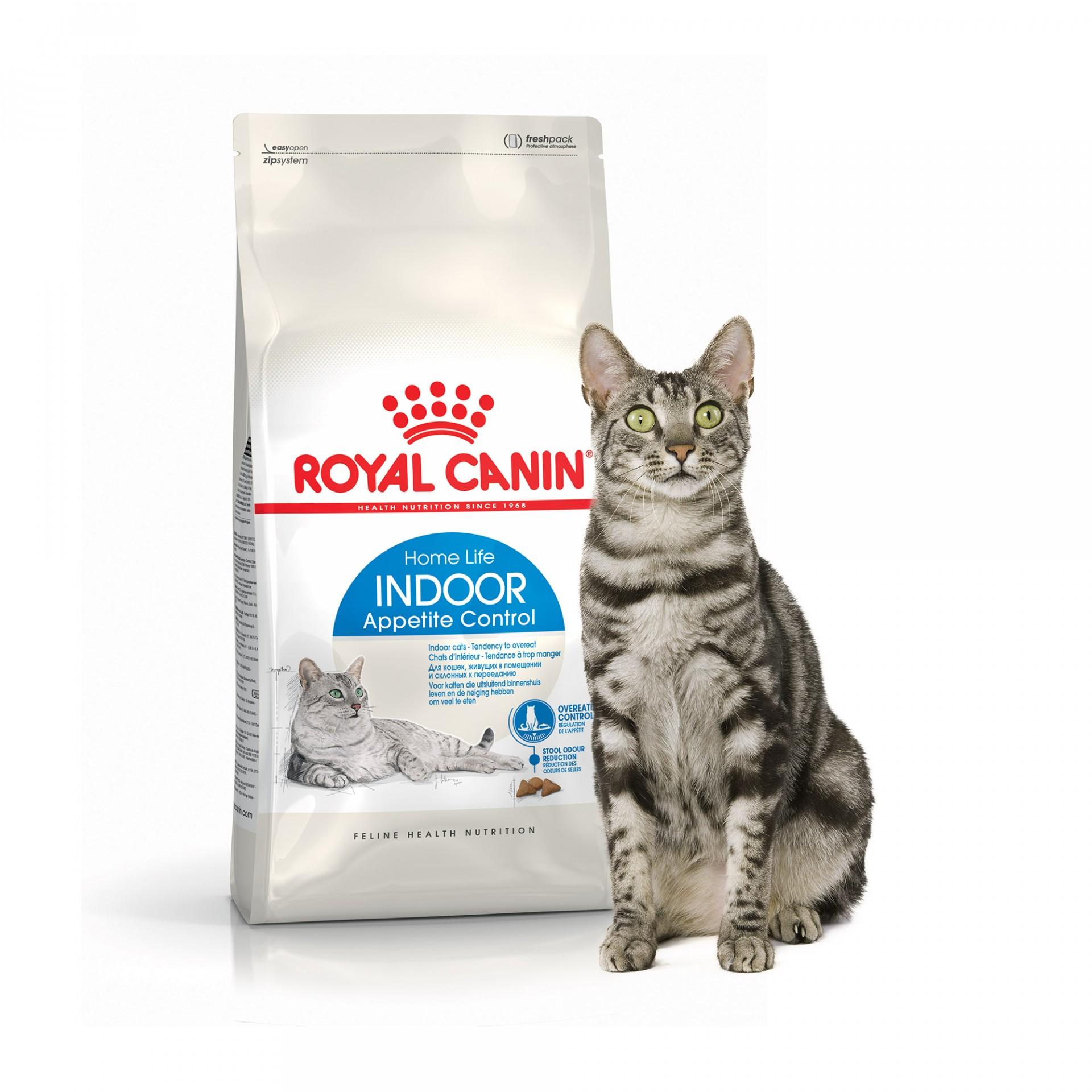 Kačių Maistas Royal Canin Indoor appetite control 2kg