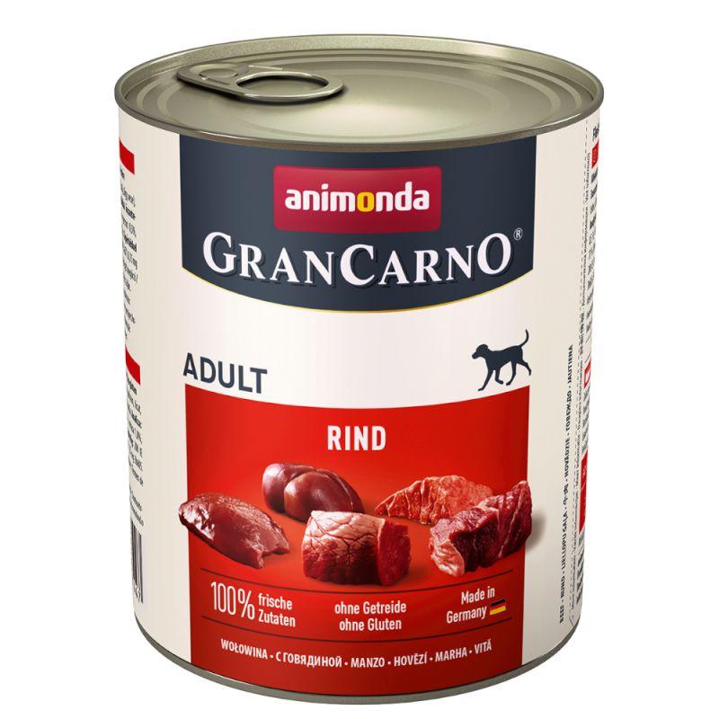 Animonda GRANCARNO su jautiena 800gr.