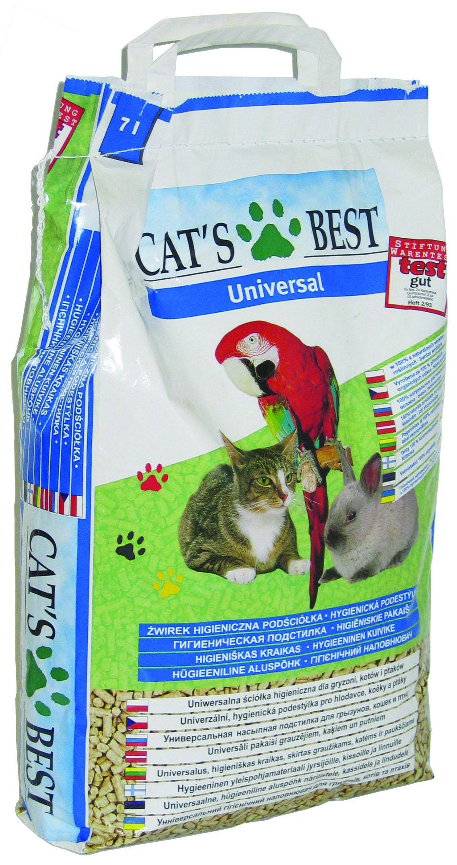 Cat's Best Universal kraikas 10 ltr.