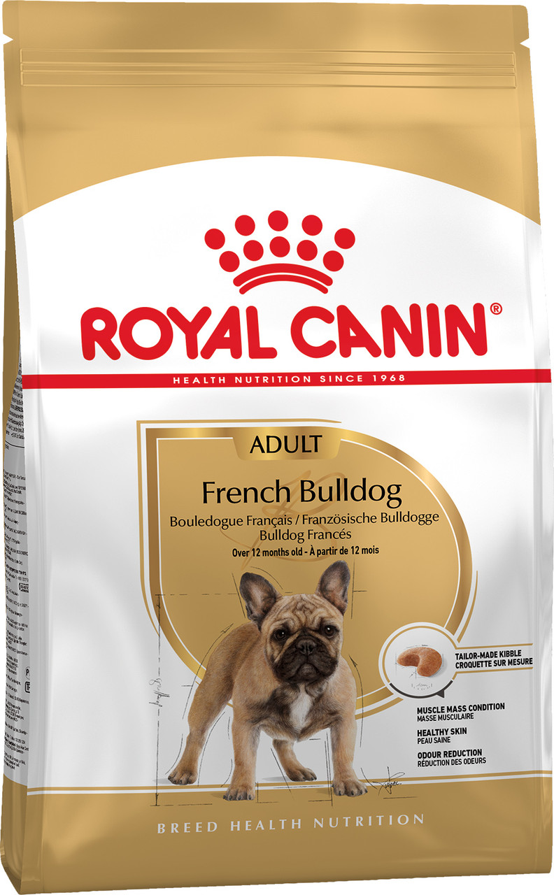 Šunų maistas Royal Canin French Bulldog Adult 9kg.