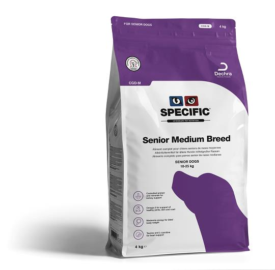Specific CGD - M SENIOR MEDIUM BREED 7,5kg.