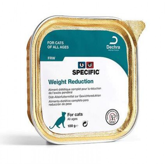 Specific FRW WEIGHT REDUCTION 100gr.