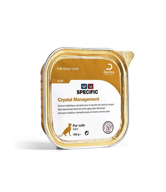Specific FCW CRYSTAL PREVENTION 100gr.