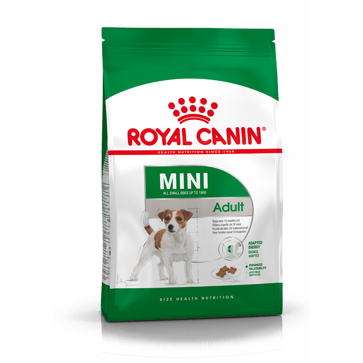 Šunų maistas Royal Canin Mini Adult 2kg.