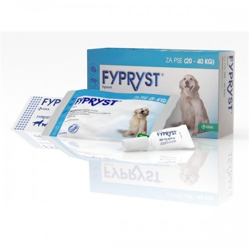 FYPRYST 2,68 ml (20-40 kg) 1 vnt.
