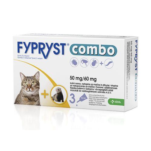 Fypryst Combo katėms ir šeškams N1