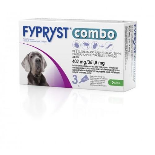 Fypryst Combo 402 mg/361,8 mg 40-60kg N1