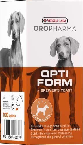 Opti Form Šunims alaus mielės 100 tab