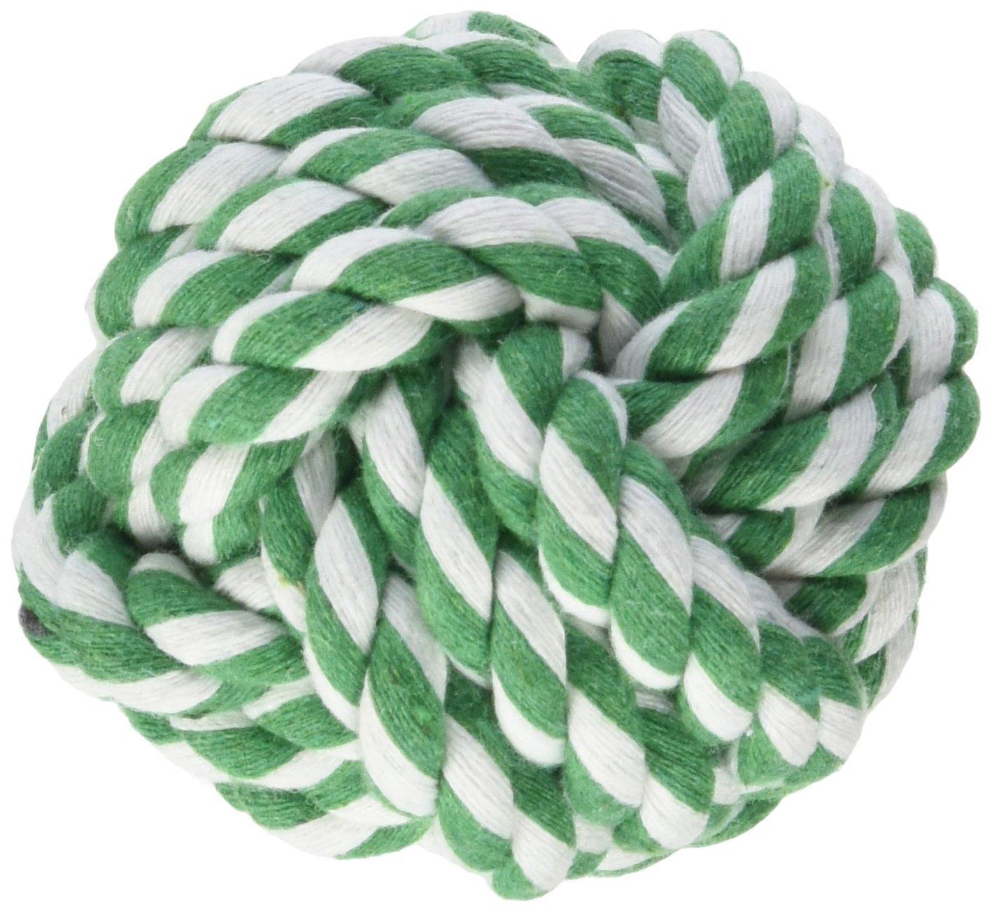 CROCI žaislas virveliniai kamuoliukai 7,5cm