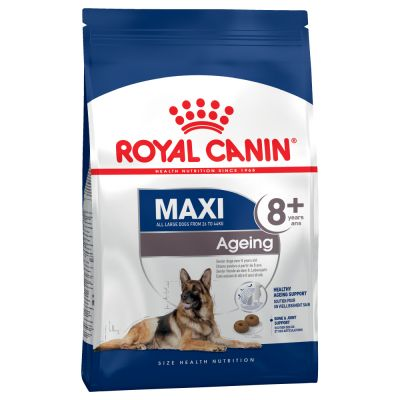 Šunų maistas Royal Canin Maxi Adult 8+ years 15kg.