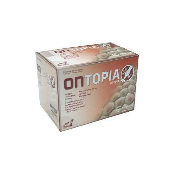 Ontopia Atopia spot on 2ml didesniems šunims