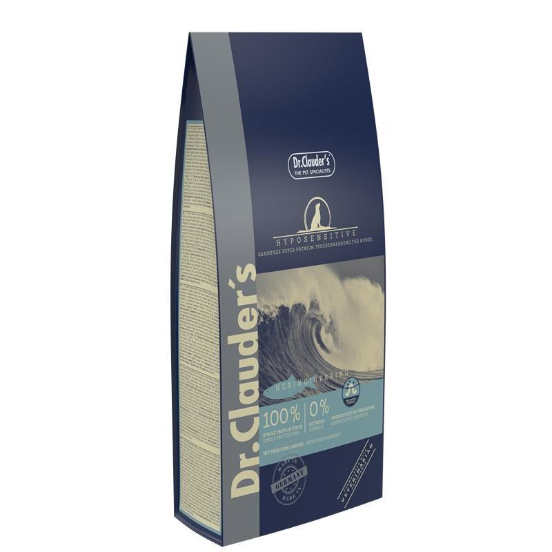Dr. Clauders Hyposensitive Grainfree Hearing 11,5kg
