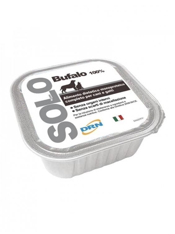 DRN SOLO®Bufalo konservai 300gr