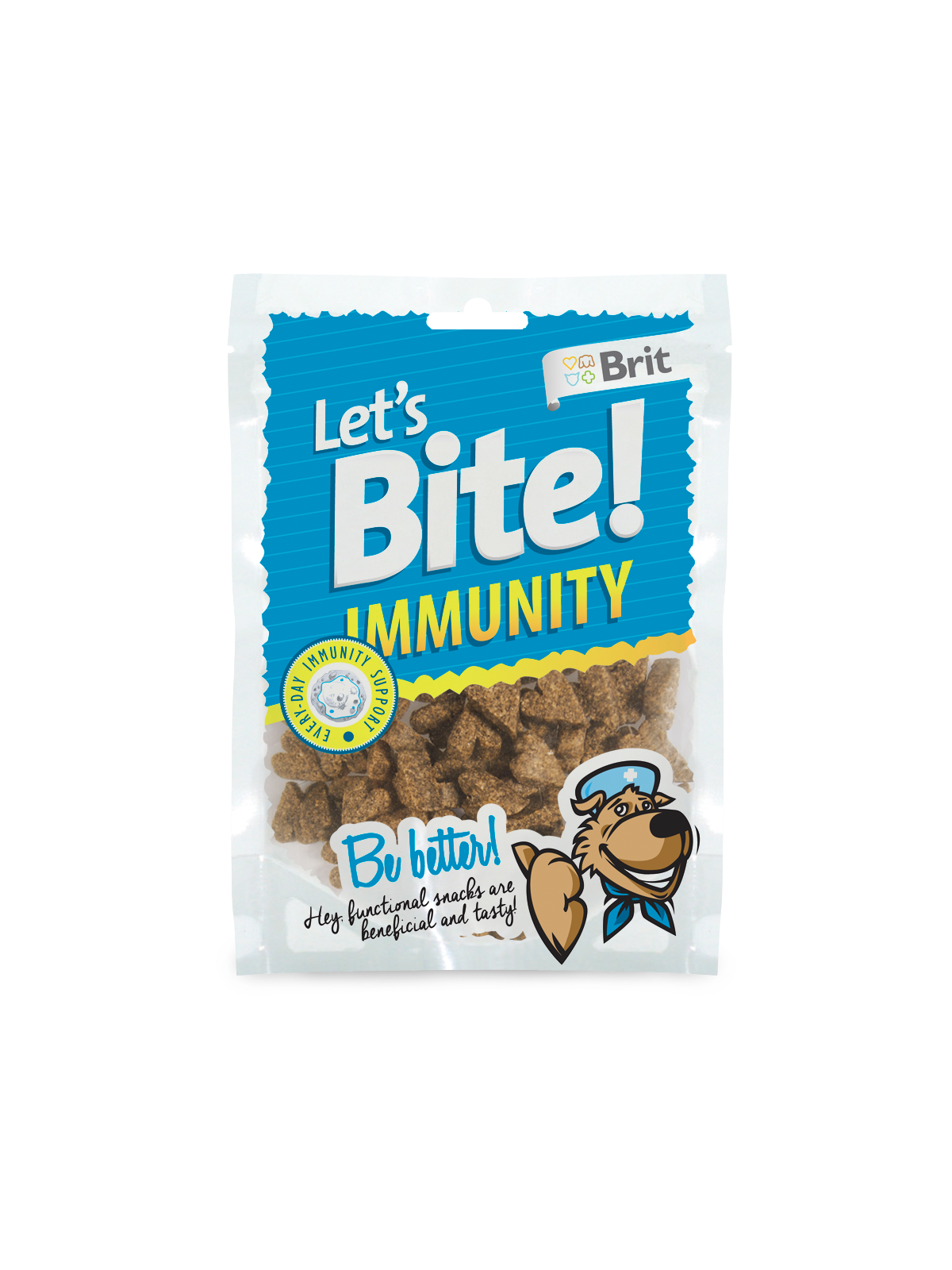 Brit Care Lets Bite Immunity  150gr