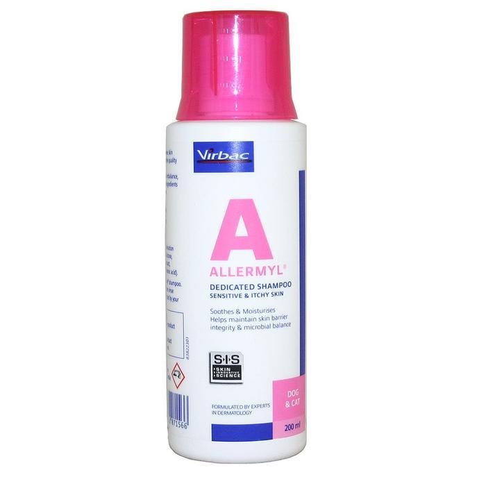 Allermyl virbac šampūnas 200ml