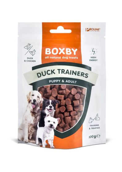 Boxby Duck Trainers 100g.