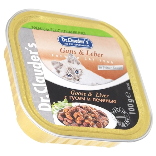 DR. CLAUDERS Goose and Kidney  100gr