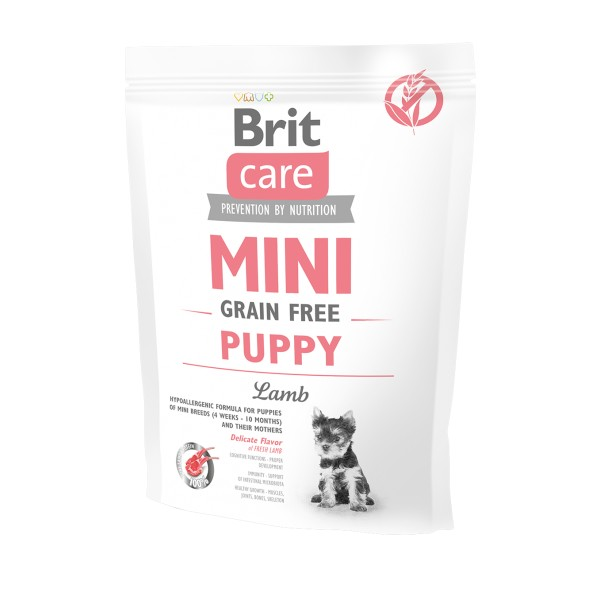 Brit Care Mini Puppy Lamb 2kg