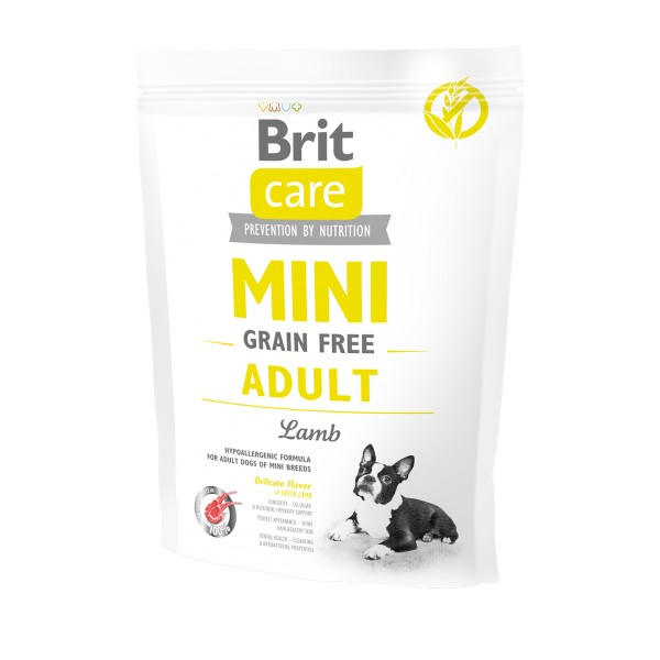 Brit Care Mini Adult Lamb 7kg