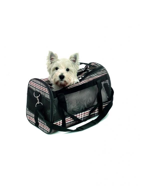 Karlie angliško stiliaus kelionis krepšys S (40x26x20cm)