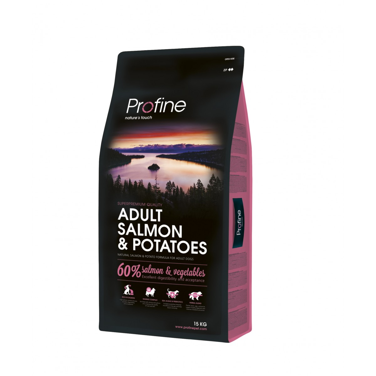 Profine Adult Salmon and Potatoes 15kg