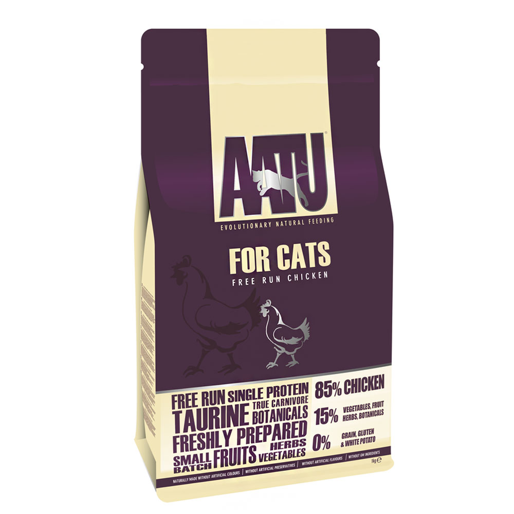 AATU Cat Chicken 3kg