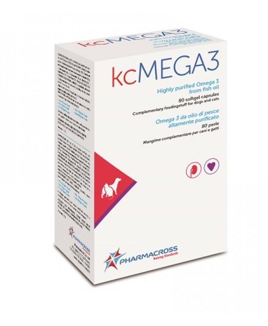 kcMega3 - Papildas inkstų veiklai 80tab.
