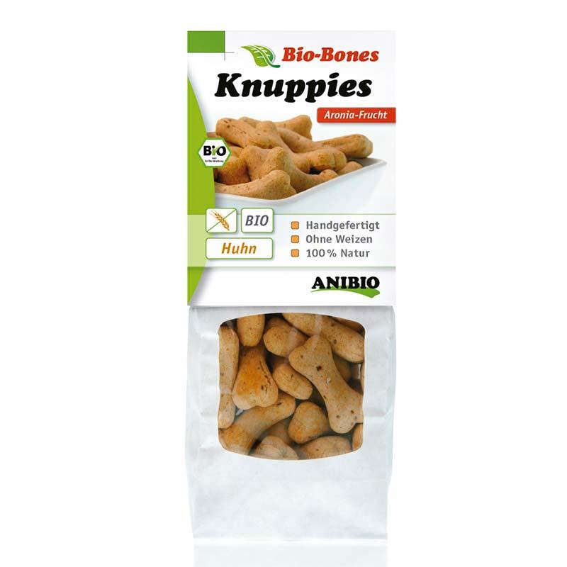 ANIBIO Bio-bones Aronia sausainiukai 220 g