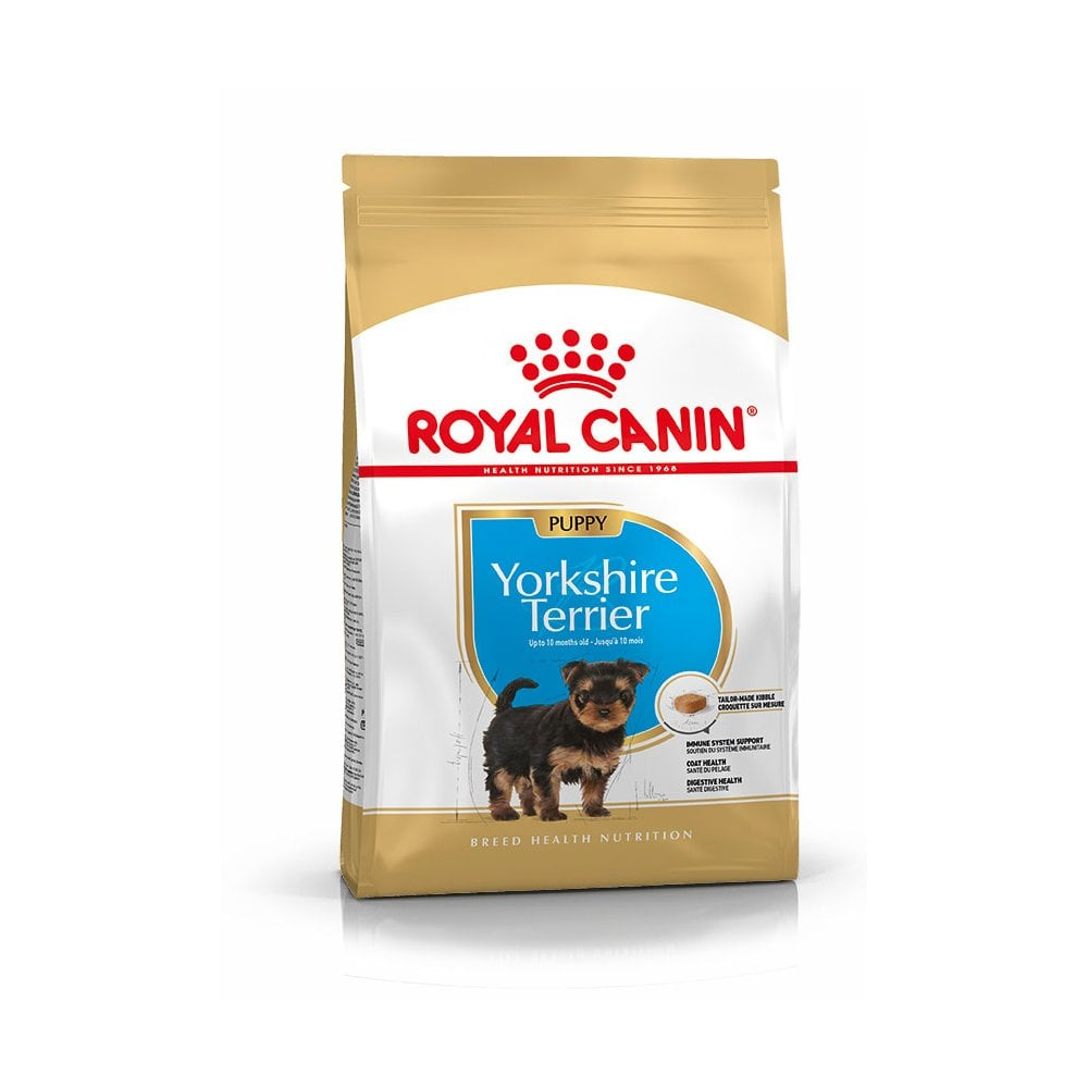 Šunų maistas Royal Canin Yorkshire Terrier Junior 1,5kg.