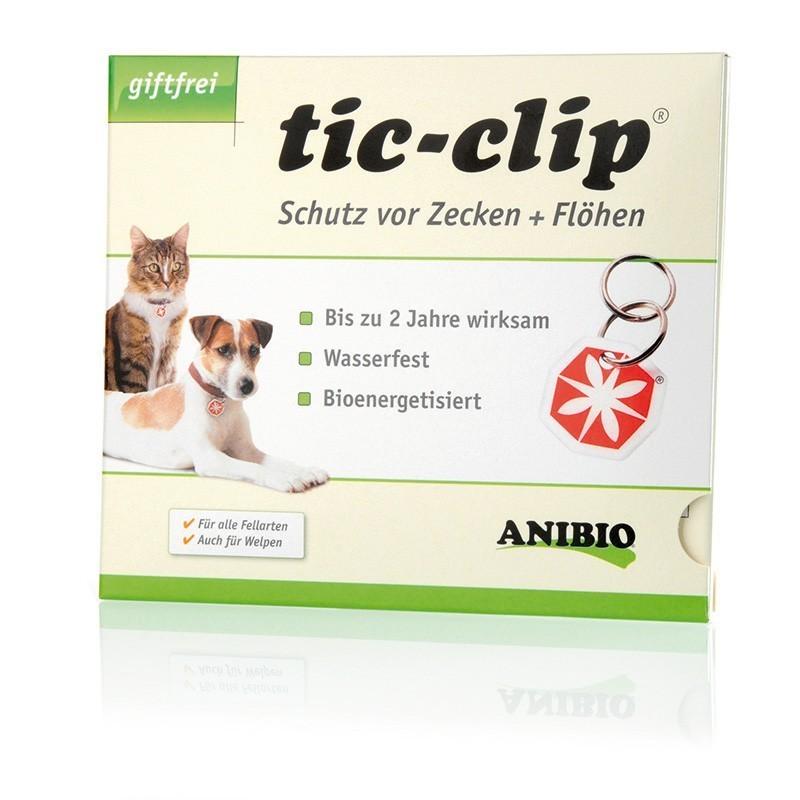 ANIBIO  Tic-Clip pakabukas
