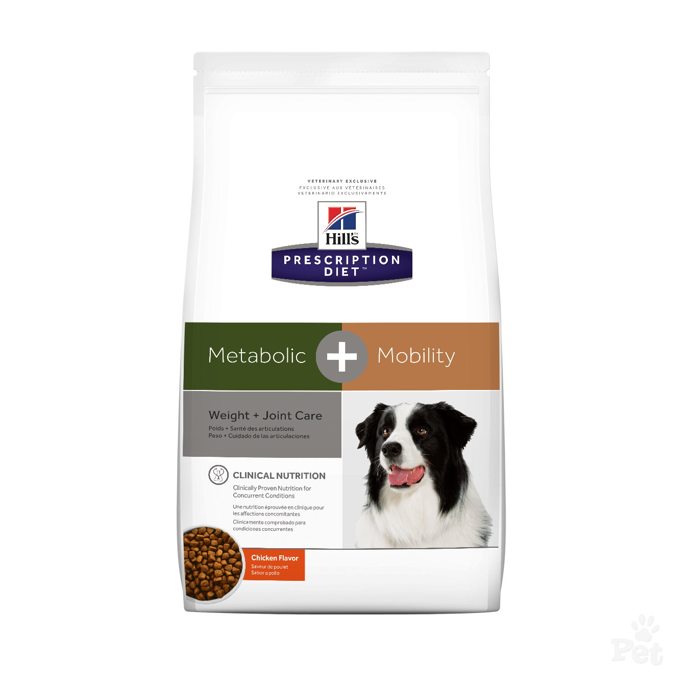 Hills Prescription Diet® Canine Metabolic+Mobility 4 kg