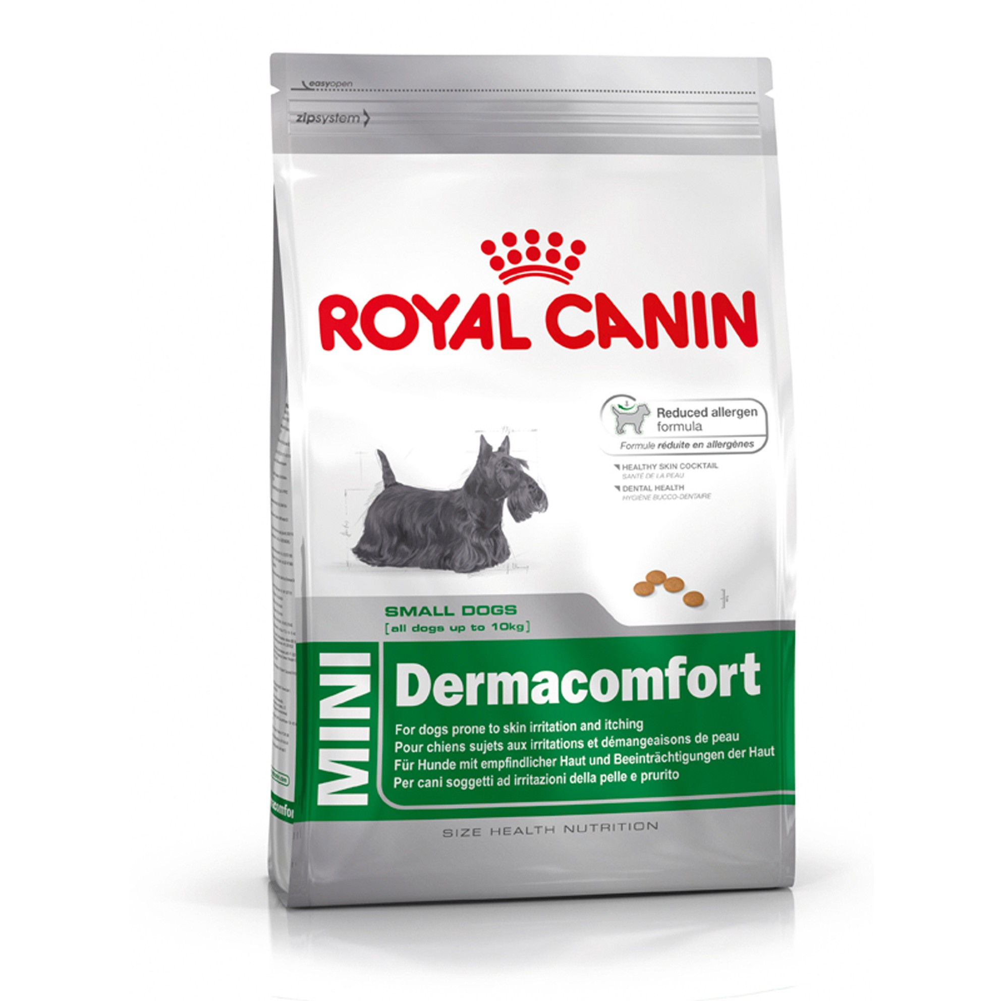 Royal Canin Mini Dermacomfort 2kg.
