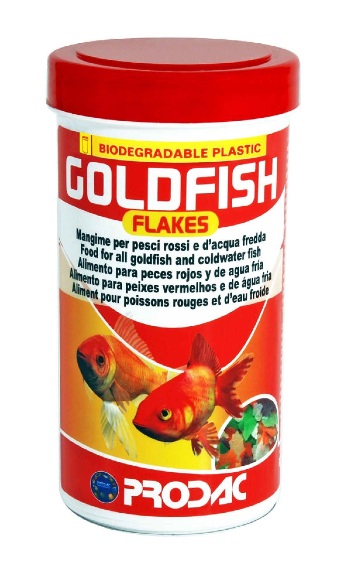 Prodac GOLDFISH FLAKES  dribsniai 250ml-32gr
