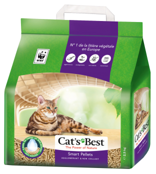 Cats Best Smart Pellets kraikas 10 ltr.