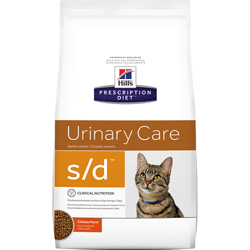 Hills Prescription Diet Feline s/d 1,5kg.
