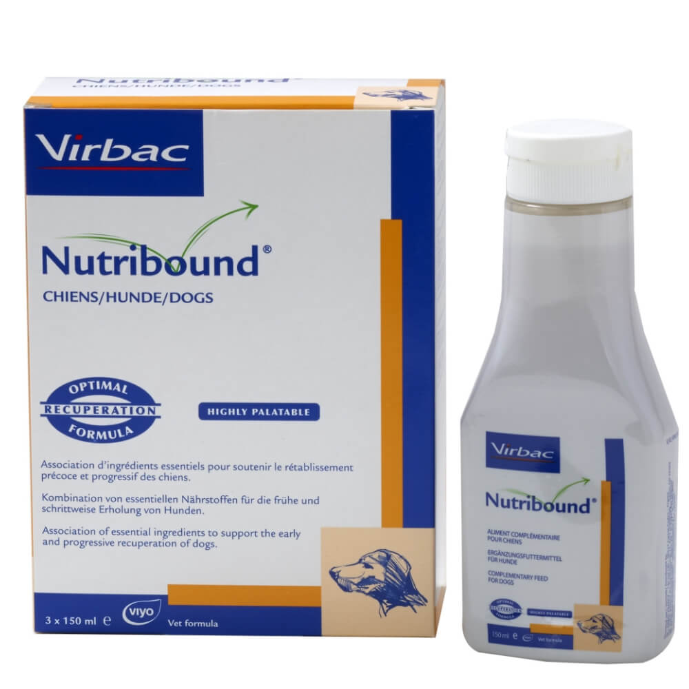 Virbac NUTRIBOUND DOG 150ml