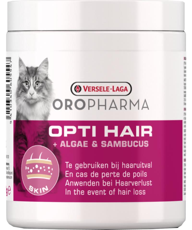 OPTI HAIR CAT papildas katėms 130g