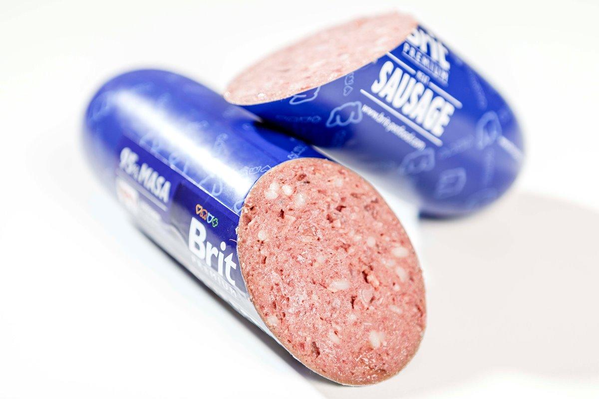 Brit Premium dešra su vištiena, ėriena ir ryžiais 800gr