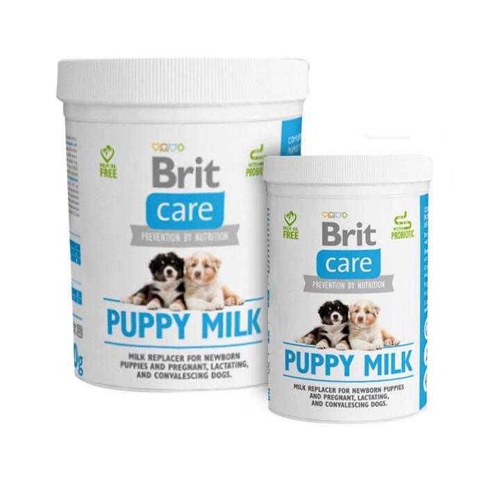 Brit Care Puppy milk pieno pakaitalas šuniukams 250gr