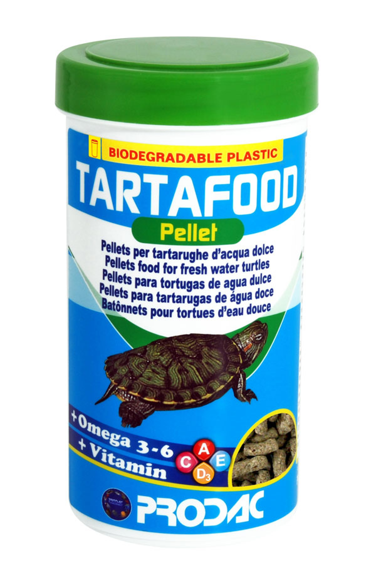 TartaFood Pellets 1200 ml 350gr