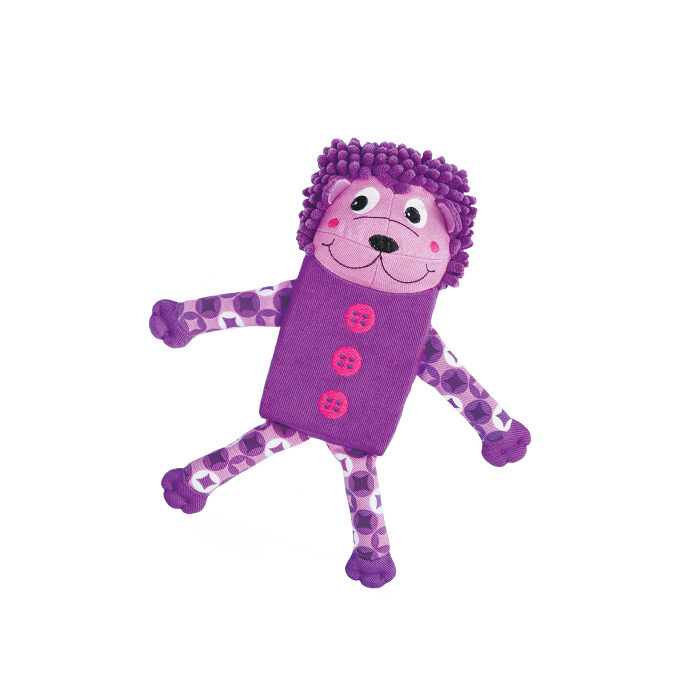 KONG Zillowz minkštas žaislas šunims L