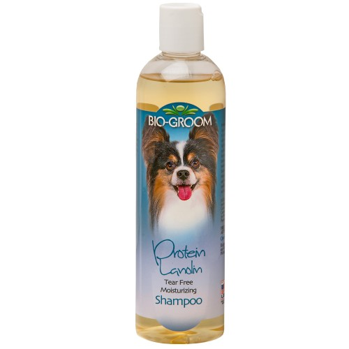 BIO-GROOM Šampūnas Protein Lanolin 355ml