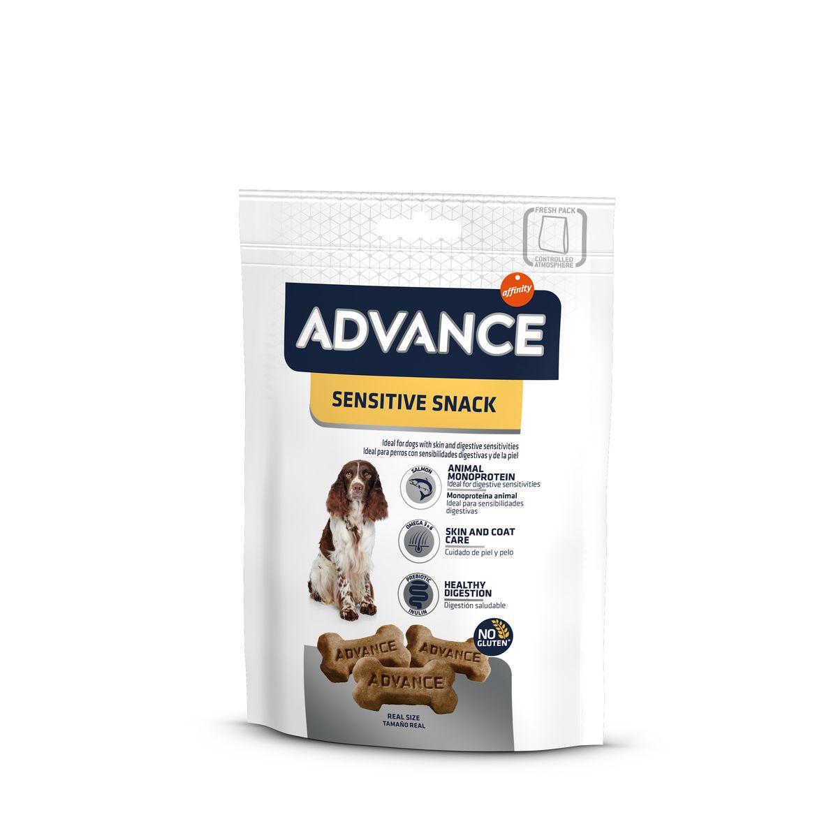 Advance Sensitive Snack 150 g