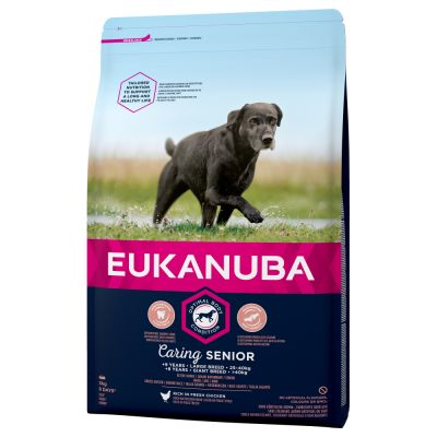 Eukanuba Mature & Senior Large Breed chicken 15kg ( virš 9 metų)