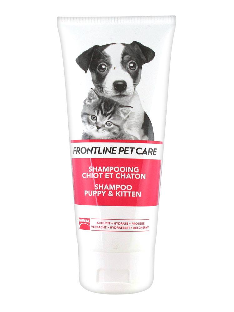 Frontline Pet Care šampūnas šuniukams ir kačiukams 200ml