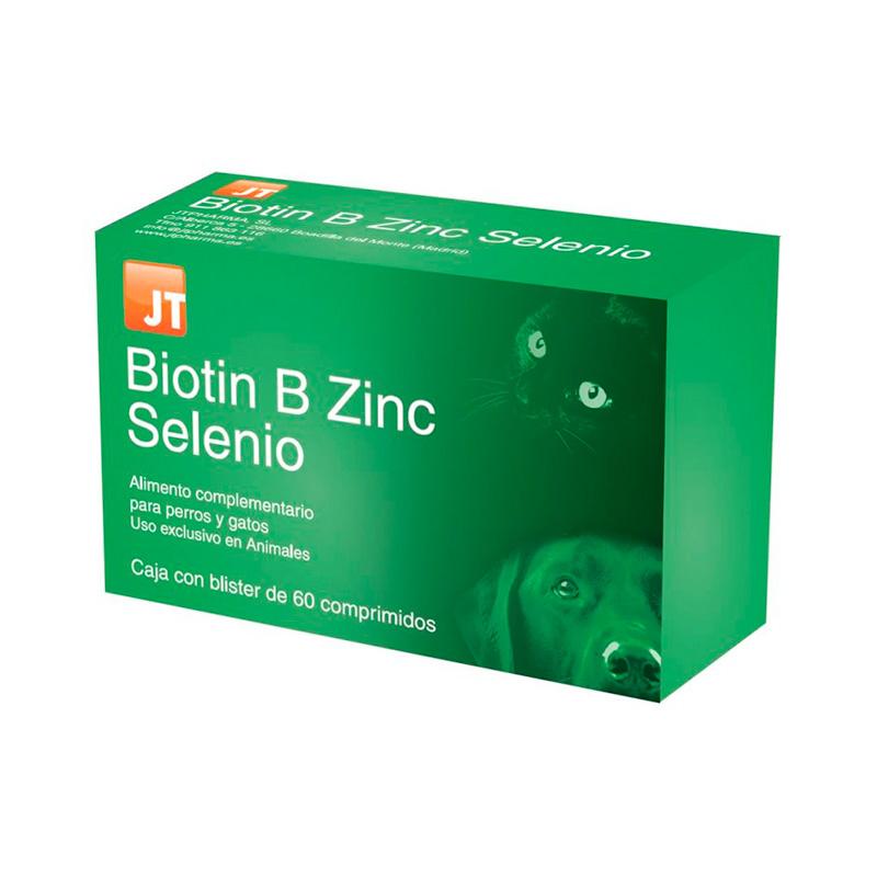 Biotin B Zinc Selenium 60 tab.